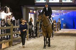 Bengtsson Rolf-Goran, SWE, Oak Grove s Carlyle<br /> Jumping Amsterdam 2018<br /> © Sharon Vandeput<br /> 26/01/18