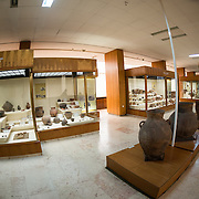 The Istanbul Archaeology Museums, housed in three buildings in what was originally the gardens of the Topkapi Palace in Istanbul, Turkey, holds over 1 million artifacts relating to Islamic art, historical archeology of the Middle East and Europe (as well as Turkey), and a building devoted to the ancient orient.