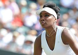 July 4, 2018 - Angleterre - Wimbledon - Venus Williams USA (Credit Image: © Panoramic via ZUMA Press)