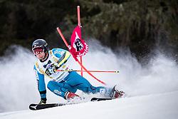 19.12.2016, Grand Risa, La Villa, ITA, FIS Ski Weltcup, Alta Badia, Riesenslalom, Herren, 1. Lauf, im Bild Aleksander Aamodt Kilde (NOR) // Aleksander Aamodt Kilde of Norway in action during 1st run of men's Giant Slalom of FIS ski alpine world cup at the Grand Risa race Course in La Villa, Italy on 2016/12/19. EXPA Pictures © 2016, PhotoCredit: EXPA/ Johann Groder
