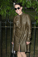 Noomi Rapace, The Serpentine Gallery Summer Party, Serpentine Gallery, London UK,  06 July 2016, Photo by Richard Goldschmidt