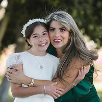 Adriana Hermosillo Primera Comunión