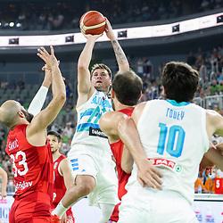 20210618: SLO, Basketball - Friendly match, Slovenia vs Croatia