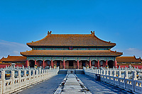 Kunninggong  Palace of Earthly Tranquility  imperial palace Forbidden City of Beijing