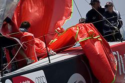 © Sander van der Borch. Alicante - Spain, May 12th 2009. AUDI MEDCUP in Marseille (12/17 May 2009). Practice Race. ETNZ.