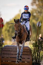 De Jong Sanne, NED, Jarelly MBF<br /> Mondial du Lion 2021<br /> © Hippo Foto - Dirk Caremans<br />  23/10/2021