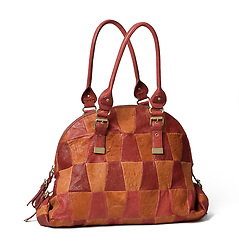 leather womens purse
