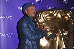 SAMUEL L JACKSON at the BAFTA Nominees party 2011 held at Asprey, 167 New Bond Street, London on 12th February 2011.