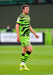 Chris Stokes of Forest Green Rovers- Mandatory by-line: Nizaam Jones/JMP - 17/10/2020 - FOOTBALL - innocent New Lawn Stadium - Nailsworth, England - Forest Green Rovers v Stevenage - Sky Bet League Two