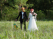 The Peeping Thom shoots the prewedding of Max and Aster of Maad Creatives.