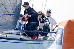, Maibock Regatta 05. - 06.05.2018, ORC - NOODLES - GER 412 - X-99 - Ulrich MARTENS - Sail-Lollipop Regatta Verein  e.V