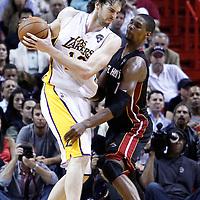 03-10 Lakers at Heat