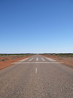 The Royal Flying Doctor Service emergeny airstrip is a part of the highway in parts of Western Australia
