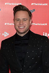 The Voice UK 2019 photocall - 8 Jan 2019