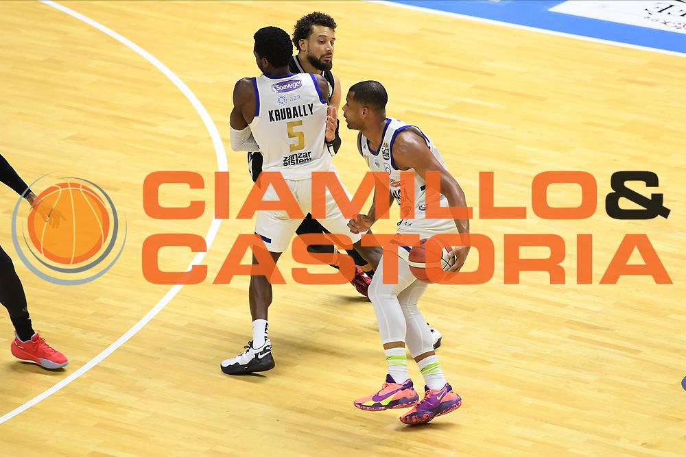 Bostic Joshua<br /> Happy Casa Brindisi - Segafredo Virtus Bologna<br /> Semifinali - Gara 2<br /> Legabasket Serie A UnipolSAI 2020/2021<br /> Brindisi, 25/05/2021<br /> Foto GiulioCiamillo/ Ciamillo-Castoria