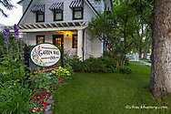 The Garden Wall Bed and Breakfast in Whitefish, Montana, USA