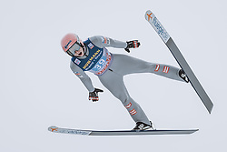 03.01.2021, Bergiselschanze, Innsbruck, AUT, FIS Weltcup Skisprung, Vierschanzentournee, Innsbruck, Einzelbewerb, Herren, im Bild Jan Hoerl (AUT) // Jan Hoerl of Austria during the men's individual competition for the Four Hills Tournament of FIS Ski Jumping World Cup at the Bergiselschanze in Innsbruck, Austria on 2021/01/03. EXPA Pictures © 2020, PhotoCredit: EXPA/ JFK