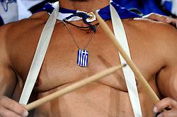 22.06.2010, Peter Mokaba Stadium, Polokwane, RSA, FIFA WM 2010, Greece (GRE) vs Argentina (ARG), im Bild Fans, Tifosi, Features. EXPA Pictures © 2010, PhotoCredit: EXPA/ InsideFoto/ Giorgio Perottino +++ for AUT and SLO only +++ / SPORTIDA PHOTO AGENCY