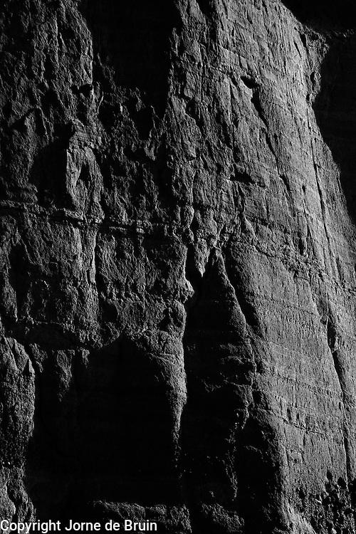 Abstract rockshapes in the valley of love in Capadocia, Turkey.