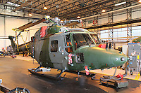Army Westland Lynx Royal Naval Air Station Yeovilton Base Tour, UK, 25 November 2010: piQtured Sales: Ian@Piqtured.com +44(0)791 626 2580 (picture by Richard Goldschmidt)