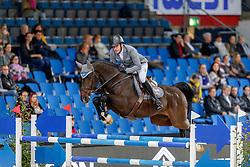 Weishaupt Philipp, GER, Coby 8<br /> JIM Maastricht 2019<br /> CSI4* Van Mossel Prix<br /> © Hippo Foto - Dirk Caremans<br />  09/11/2019