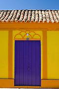 Venezuela_VEN, Venezuela...Fachada de uma casa na Venezuela. ..Facade of a house in Venezuela...Foto: JOAO MARCOS ROSA / NITRO