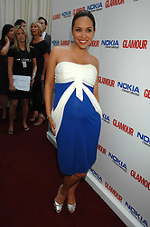 MYLEENE KLASS at the Glamour magazine Women of the Year Awards held in the Berkeley Square Gardens, London W1 on 5th June 2007.<br /><br />NON EXCLUSIVE - WORLD RIGHTS