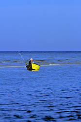 Fishing From Small Boat