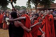 The Funeral of Asantehene Prempeh II