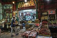 In La Vucciria market