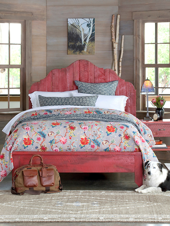 AntiqueProvence Bed