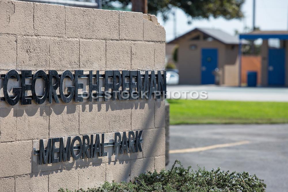 George H Freeman Memorial Park