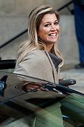 Uitreiking van de Prins Claus Prijs 2014 n het Koninklijk Paleis in Amsterdam.<br /> <br /> Presentation of the Prince Claus Award in 2014 n the Royal Palace in Amsterdam.<br /> <br /> op de foto / On the photo: <br />  Koningin Maxima / Queen Maxima