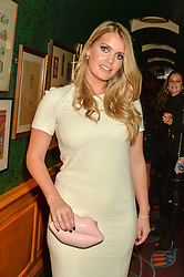 LADY KITTY SPENCER at the 2nd Bright Young Things Back In London party held at Annabel's, 44 Berkeley Square, London on 11th February 2016.