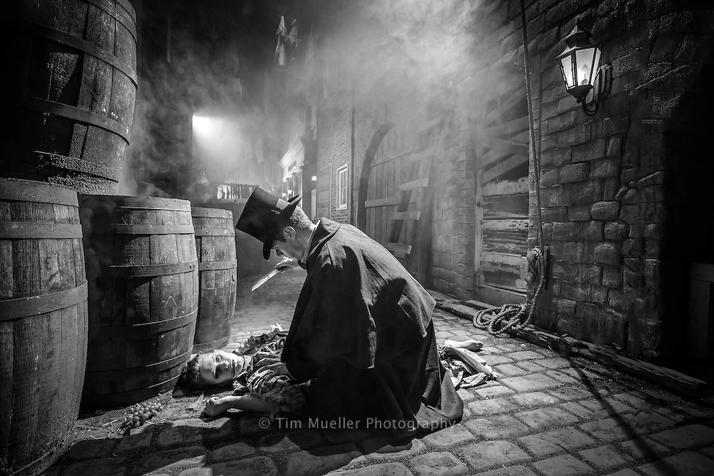 13th gate will open its 20th season with the addition of an area resembling the late 19th century London Whitechapel district. The district haunted by famous serial killer, Jack the Ripper.