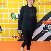 NLD/Amsterdam/20180325 - Nickelodeon Kid's Choice Awards 2018, Sanne Wallis de Vries