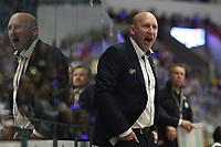 Ishockey , 15. september 2016 , Eliteserien , Get-ligaen , Stavanger Oilers - Sparta<br /> Pal Kristian Guldbrandsen of Stavanger Oilers v Sparta. Foto: Andrew Halseid Budd , Digitalsport