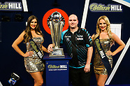 PDC World Darts Championship 010118