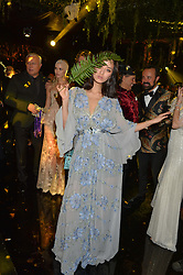 BETTY BACHZ at The Animal Ball presented by Elephant Family held at Victoria House, Bloomsbury Square, London on 22nd November 2016.