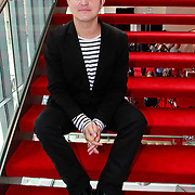 NLD/Amsterdam/20110913 - Lunch genomineerden voor John Kraaijkamp musicalawards 2011, Rop Verheijen
