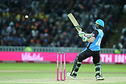 Worcestershire Rapids Ben Cox during the final of the Vitality T20 Finals Day 2018 match between Worcestershire rapids and Sussex Sharks at Edgbaston, Birmingham, United Kingdom on 15 September 2018.