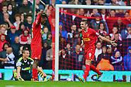 Liverpool v Stoke City 170813