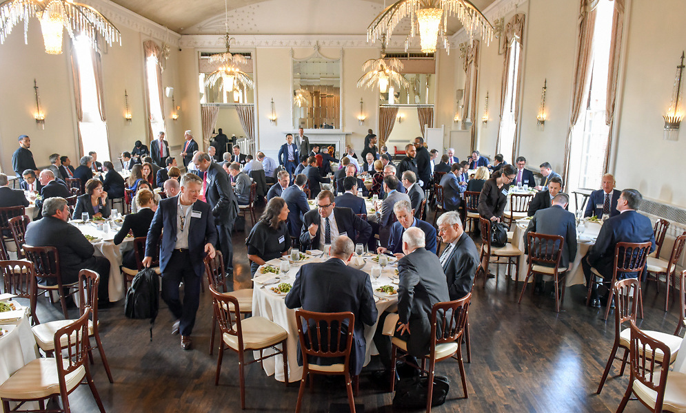 Photo by Mara Lavitt<br /> October 24, 2016<br /> Fiduciary Investors Symposium held at Yale University's School of Management, New Haven, CT.