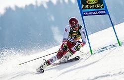 STROLZ Johannes of Austria competes during the Audi FIS Alpine Ski World Cup Men's Giant Slalom 58th Vitranc Cup 2019 on March 9, 2019 in Podkoren, Kranjska Gora, Slovenia. Photo by Matic Ritonja / Sportida