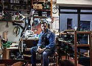 Bologna, artisa shoe maker, MAX & GIo, Giovanni Cusimano