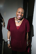 l to r: Jill Newman and DeeDee BridgeWater at The ROOTS Present the Jam Produced by Jill Newman Productions on March 19, 2009 held at Highline Ballroom in New York City.