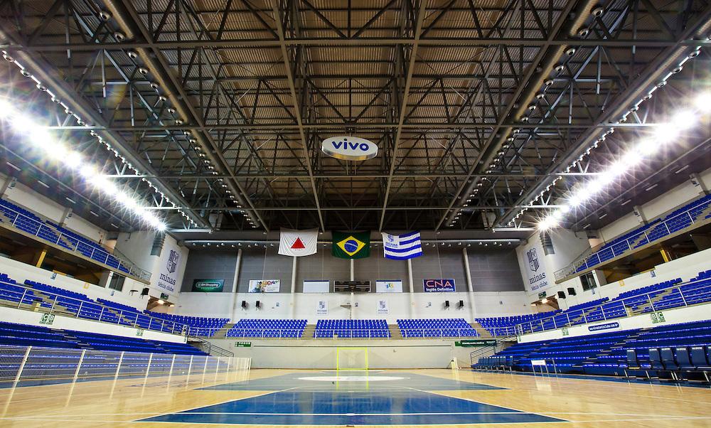 Belo Horizonte_MG, Brasil...Principal arena do Minas Tenis Clube em Belo Horizonte, Minas Gerais...Main arena of Minas Tenis Club in Belo Horizonte, Minas Gerais..  .Foto: BRUNO MAGALHAES / NITRO