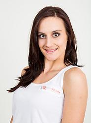 Eva Gornik na izboru za Miss Sporta Slovenije 2014, on February 27, 2014 in Ljubljana, Slovenia. Photo by Vid Ponikvar / Sportida