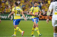 Brock JAMES  - 13.06.2015 - Clermont / Stade Francais - Finale Top 14<br />Photo : Nolwenn Le Gouic / Icon Sport
