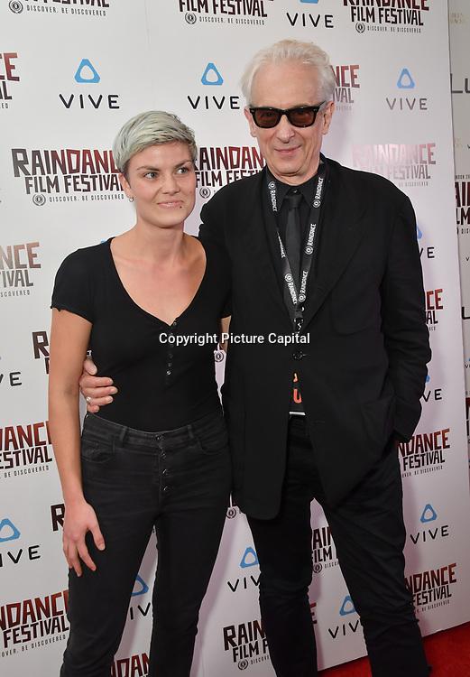 Ana Marie and Elliot Grove Nominated attends the Raindance Film Festival - VR Awards, London, UK. 6 October 2018.